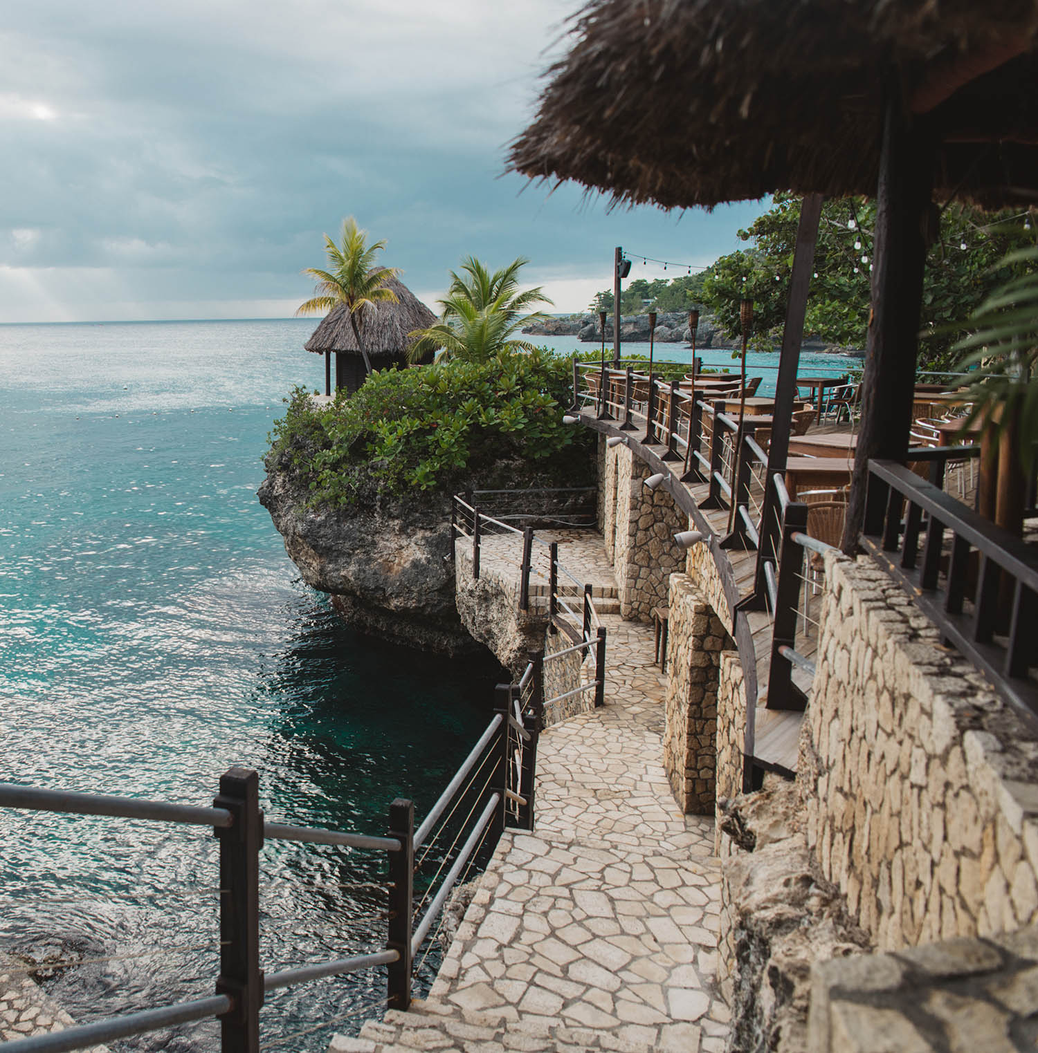 Rockhouse Hotel in Negril