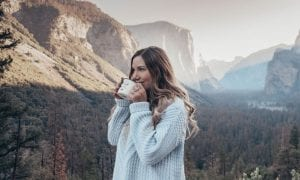 Cozy Knit Outfit Ideas: Adaras Yosemite Lookbook