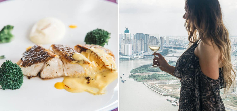 Eon51 - Fine Dining in Ho Chi Minh-staden, Vietnam