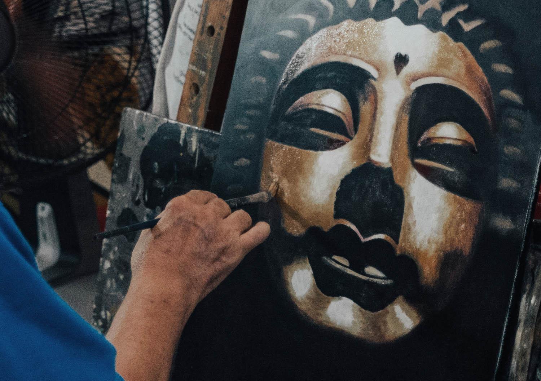 Minh Phuong lacquare-ware gallery