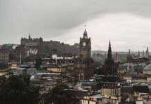 GUIDE: Harry Potter Places in Edinburgh, Scotland