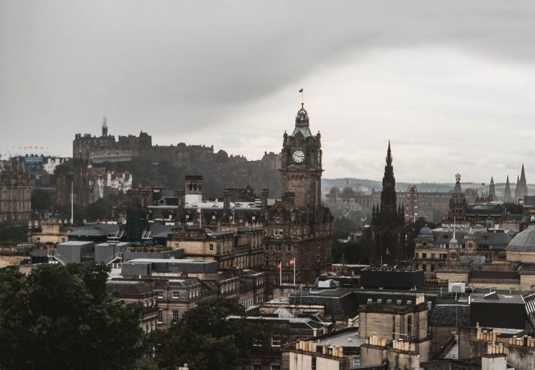 8 Magical Harry Potter Places in Edinburgh