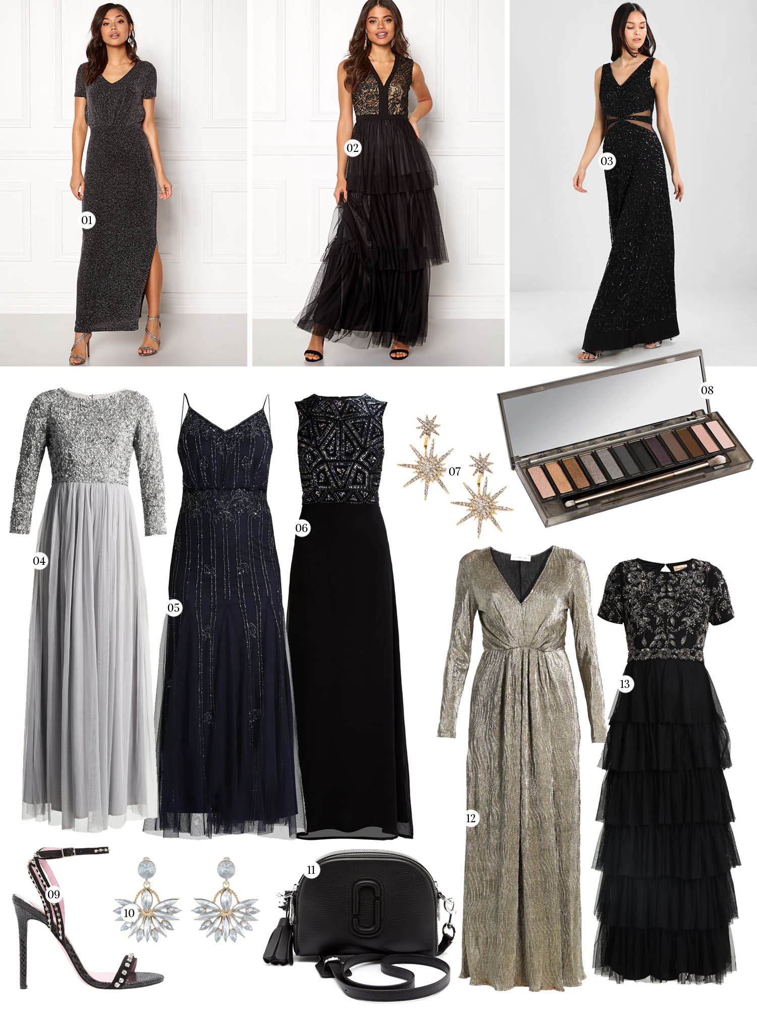New Year's Eve Dresses - Maxi Dresses