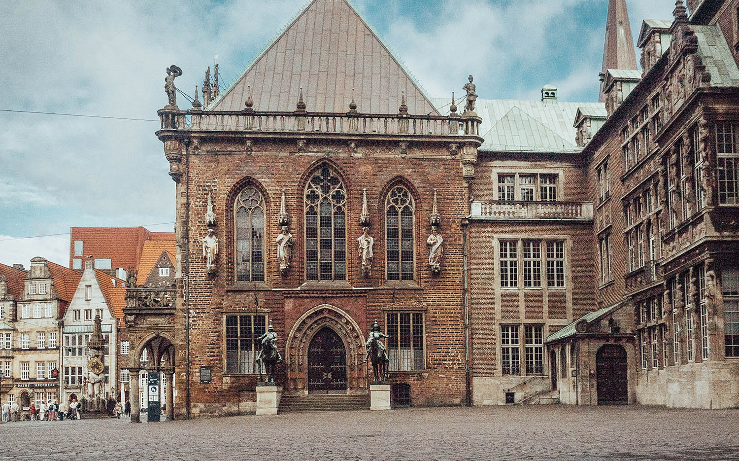 Bremen Marketplace - A Weekend in Germany Travel Guide