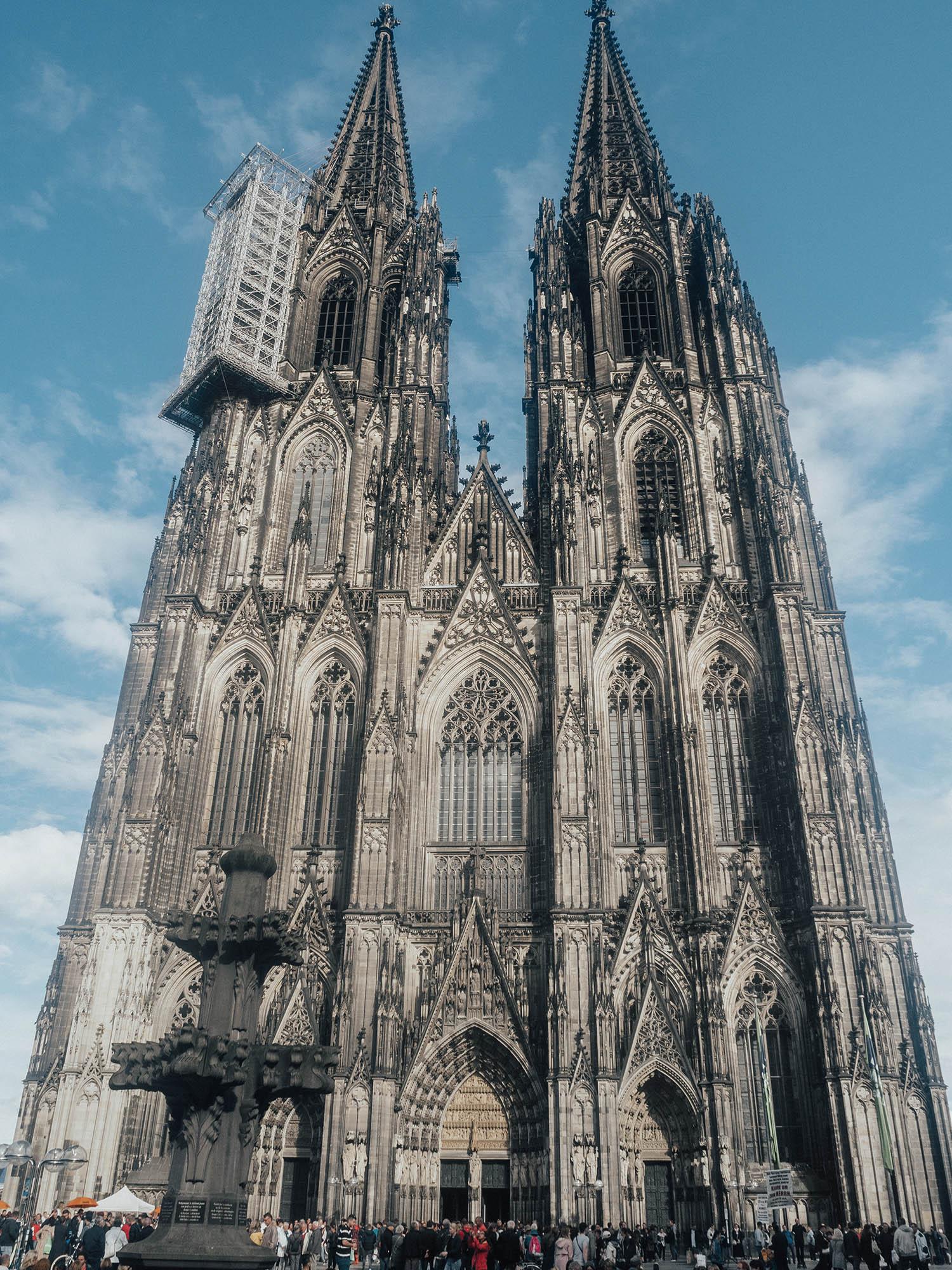 Kölnerdomen, Köln, Tyskland