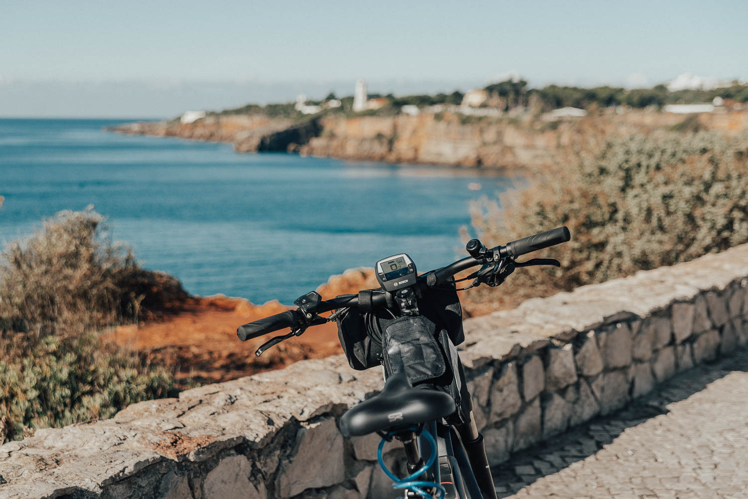 Electric Bike Tour, Wolf Rides in Cascais, Portugal