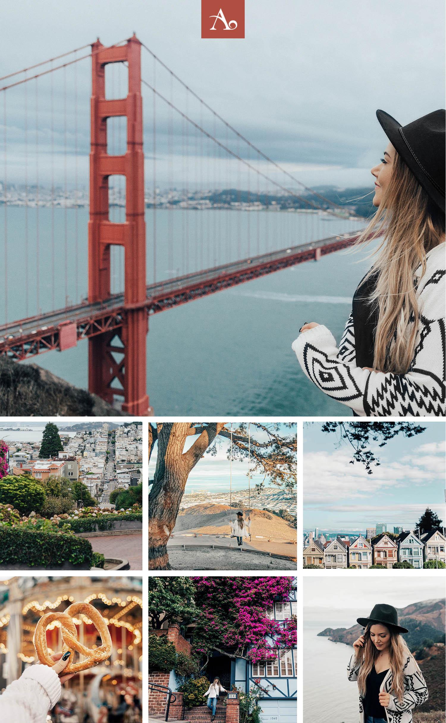 Instagram-Worthy Spots...