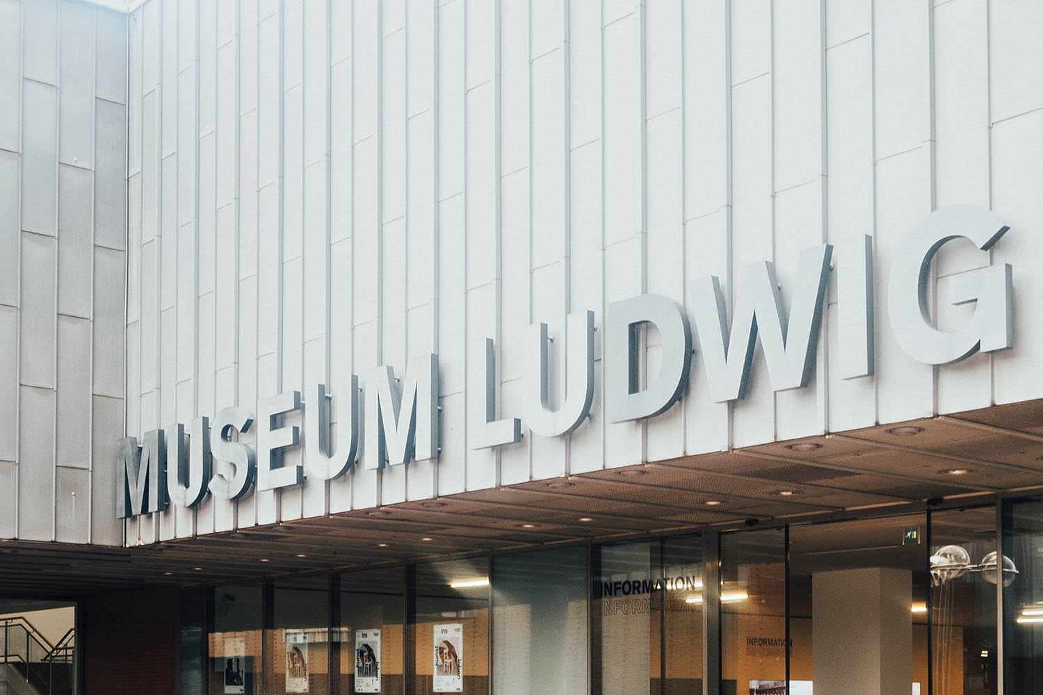 Museum Ludwig in Cologne