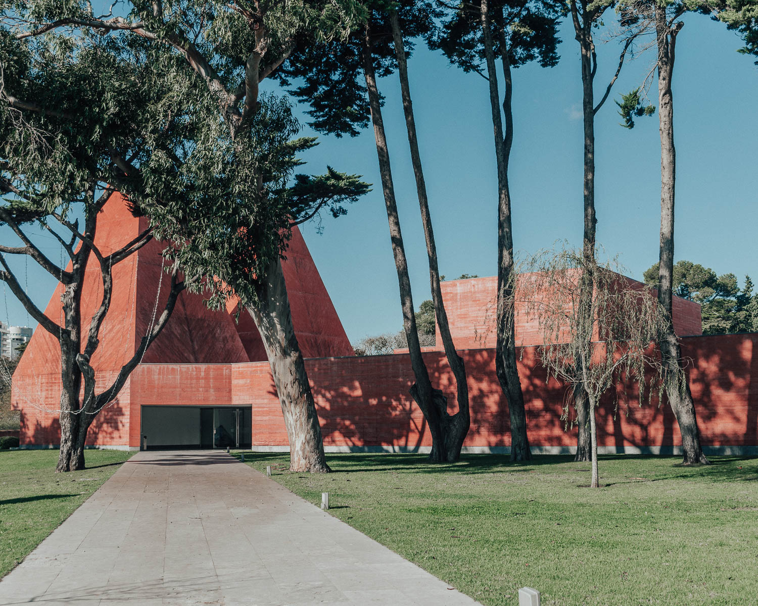 Paula Rego Museum 'House of Stories', Casa das Historias, Cascais, Portugal