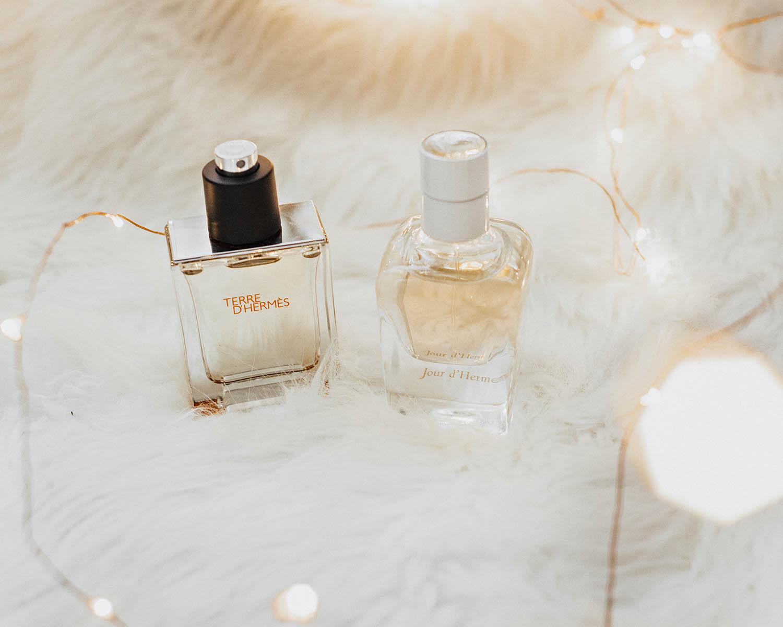 His and Hers Fragrances: Terre d´Hermès & Jour d´Hermès