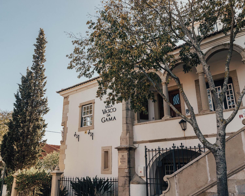 Villa Casco da Gama in Cascais