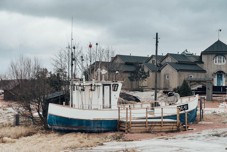 Käringsund in Åland