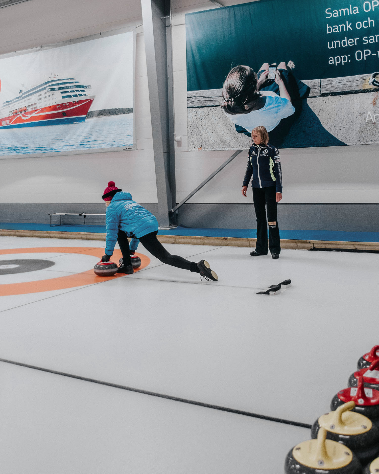Curling Åland |Things to do in the Åland Islands