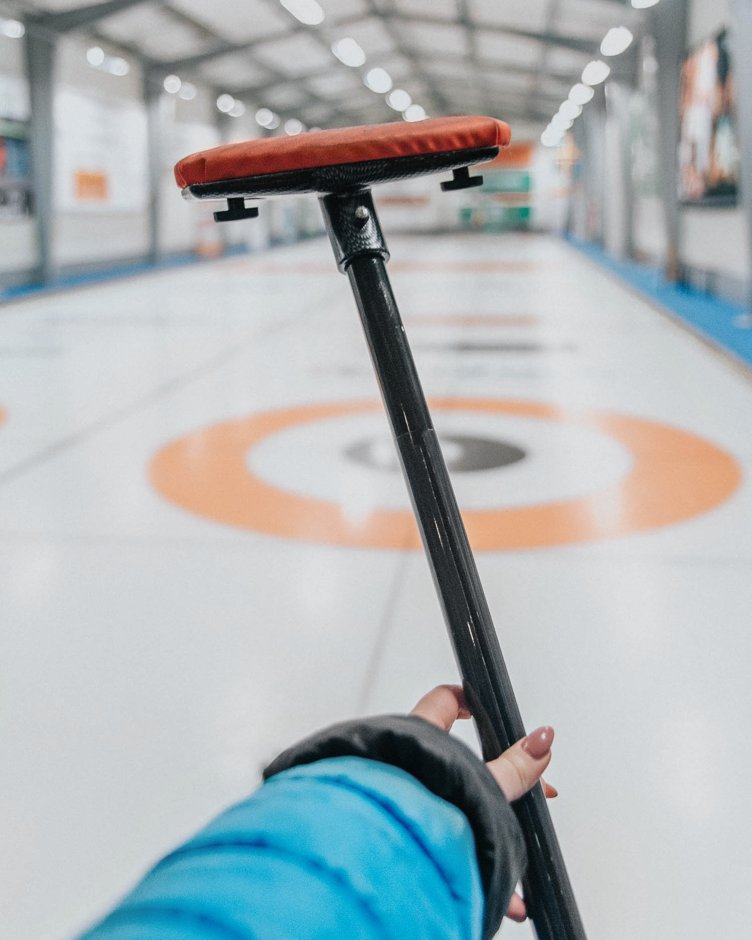 Things to do in the Åland Islands   Curling