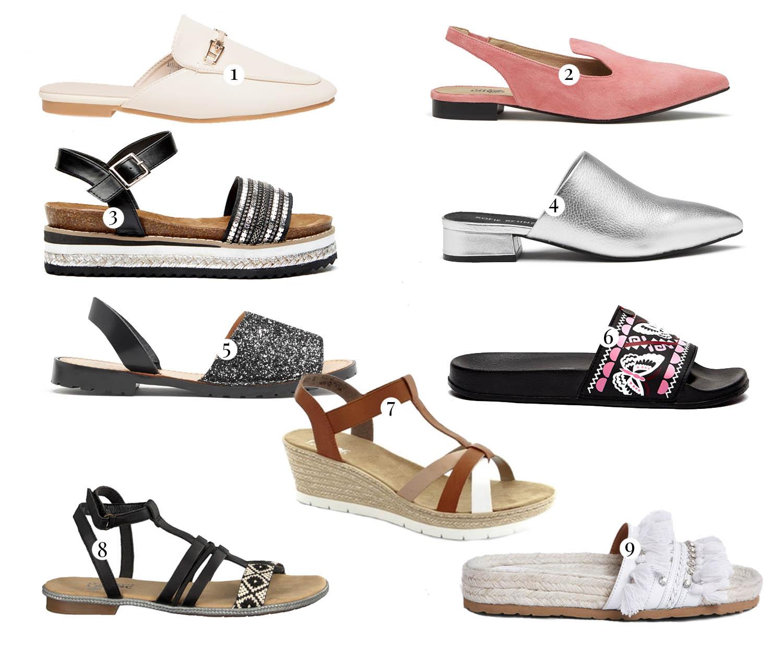 Bekväma skor att ha på sig i Thailand