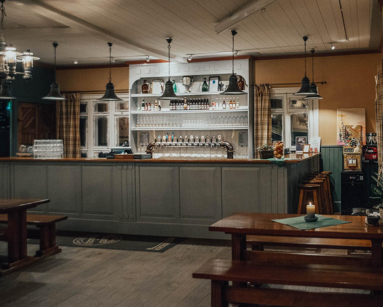 Stallhagen Brewery & Gastro pub in Åland