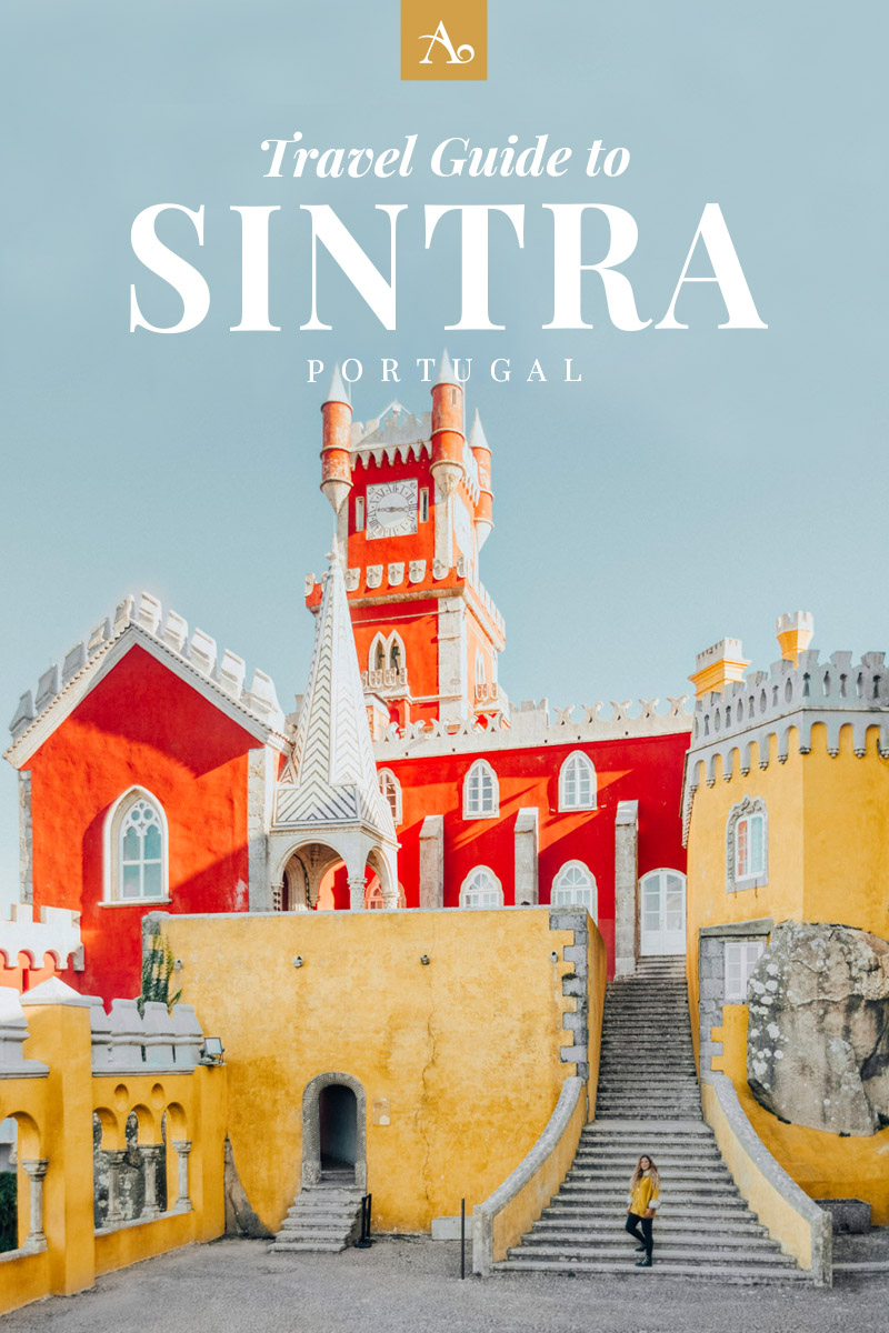 ADARAS Travel Guide to Sintra: A Fairytale Town in Portugal