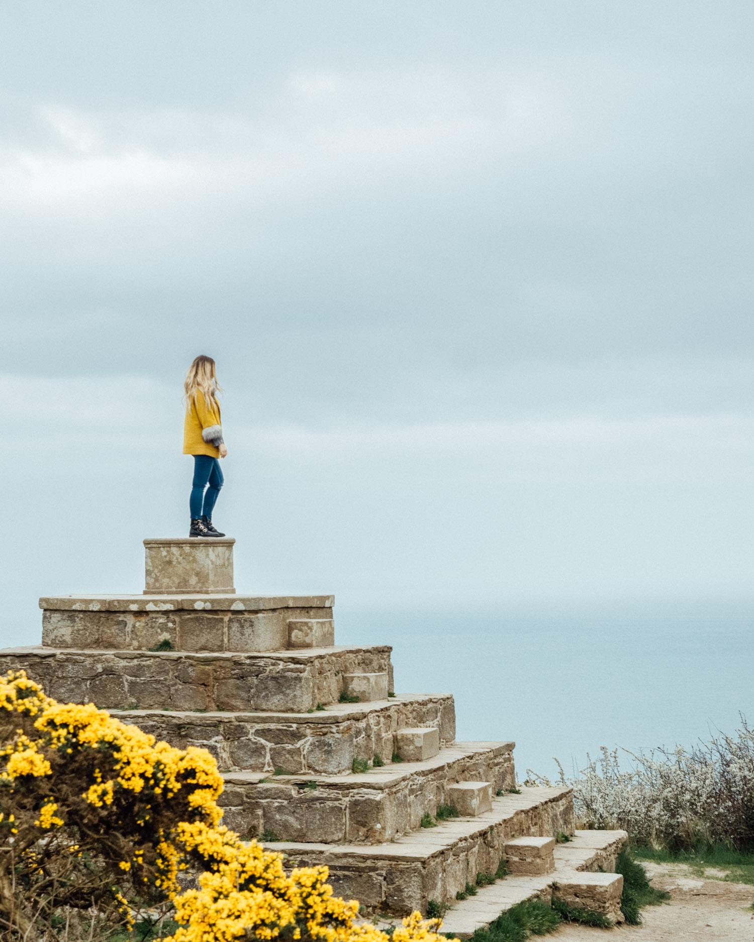 Adaras on Killiney Hill, Ireland - Dublin's Coastline