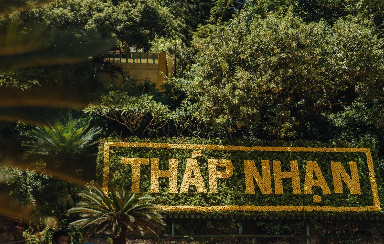 Thap Nhan, Nhan Tower, Phu Yen