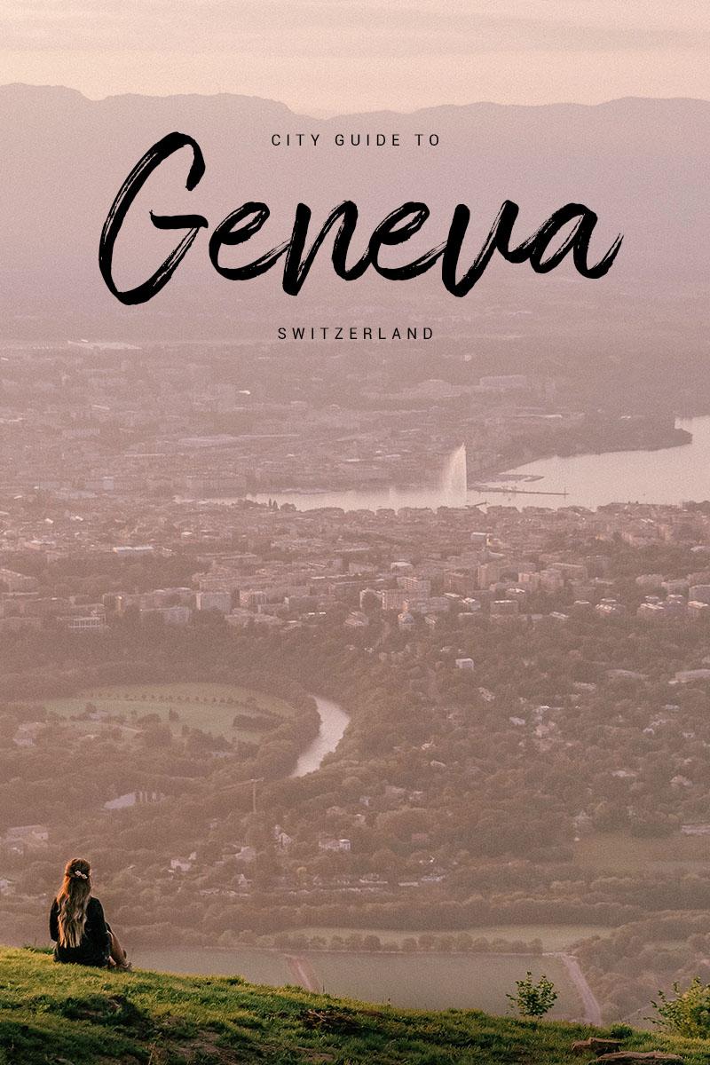 City Guide to Geneva, Switzerland