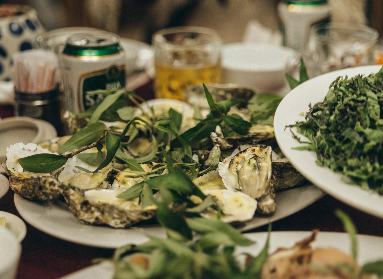Seafood in Phu Yen