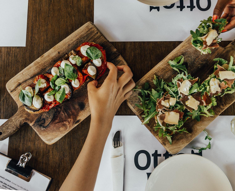 Otto & Frank, Restaurant i Zagreb