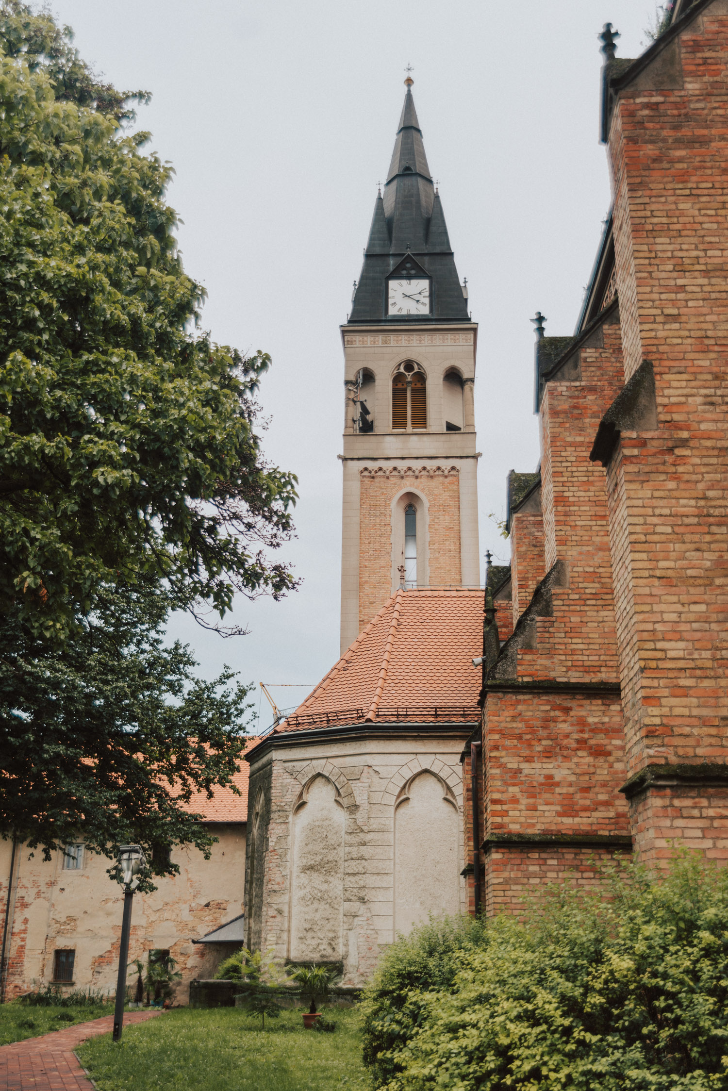 Church and Monastery of St. John of Capistrano in Ilok, Croatia