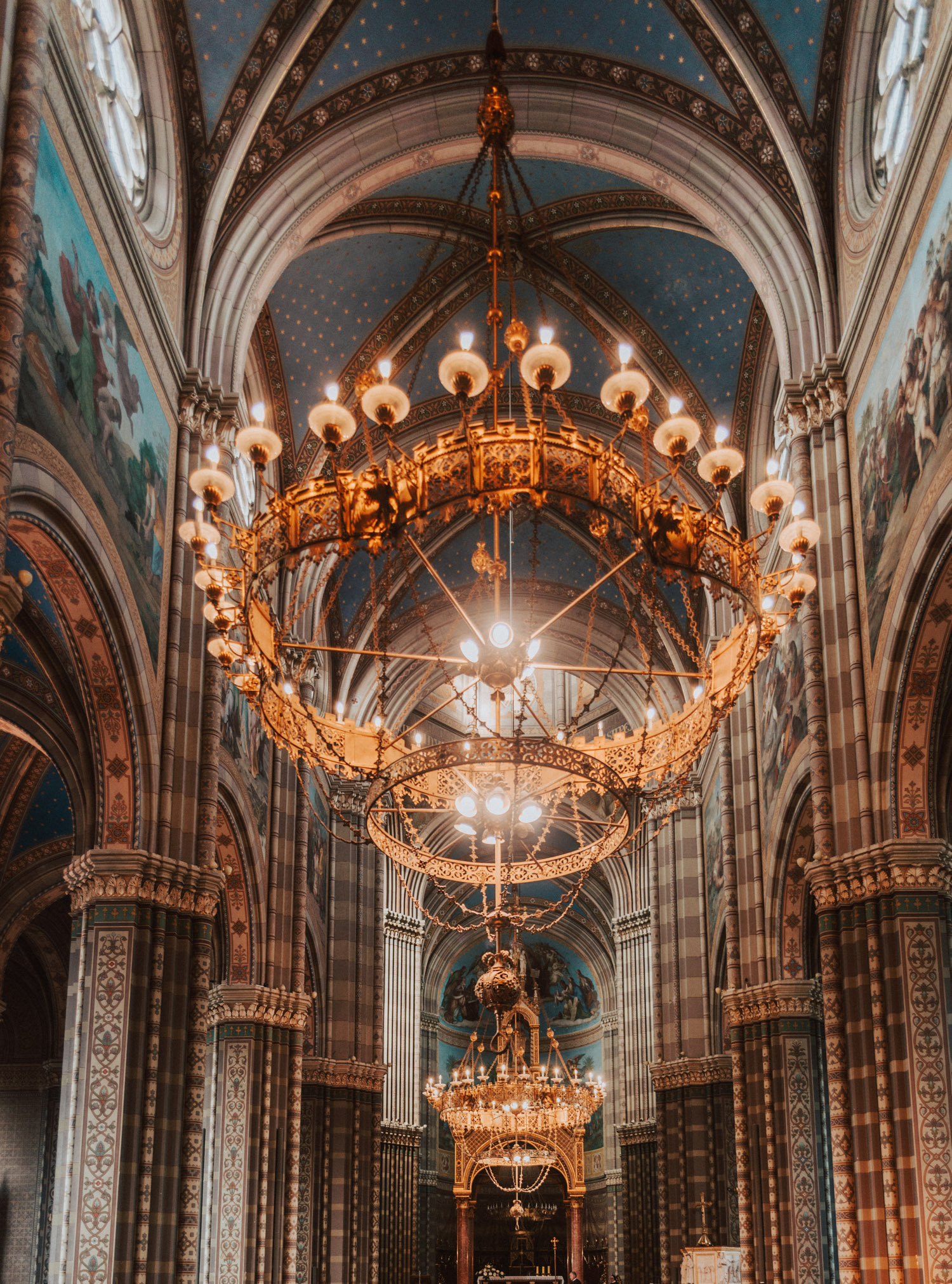 Dakovo Cathedral, Slavonia, Croatia