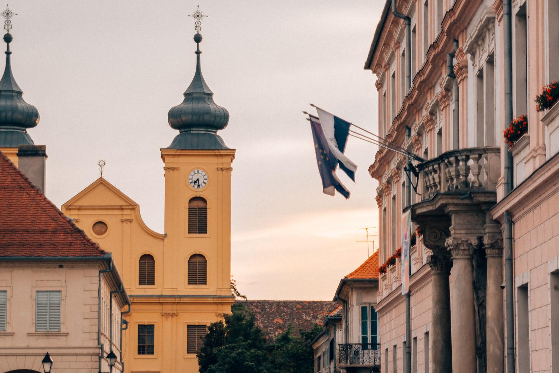 St. Michael's Church, Osijek