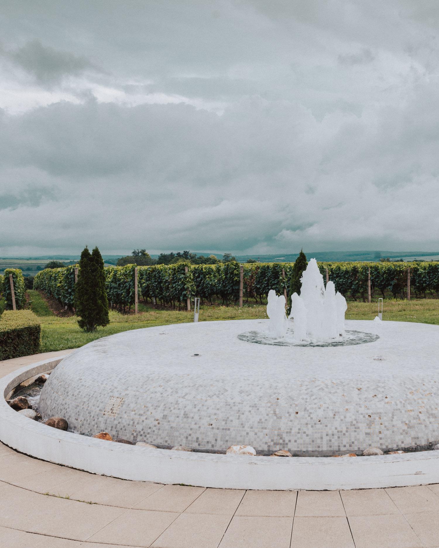 Principovac Country Estate Fountain