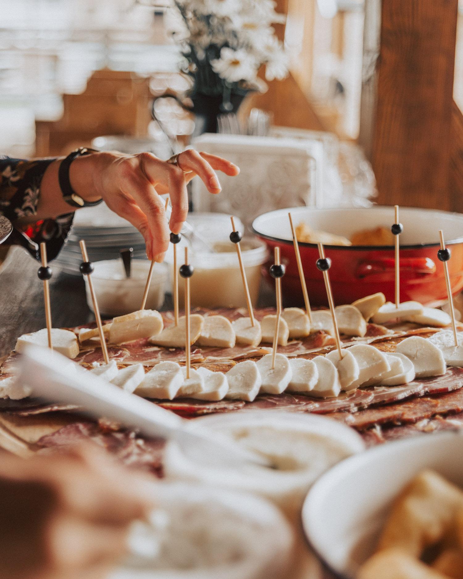 Food in Slavonia | Ethno Restaurant Baranjska Kuća