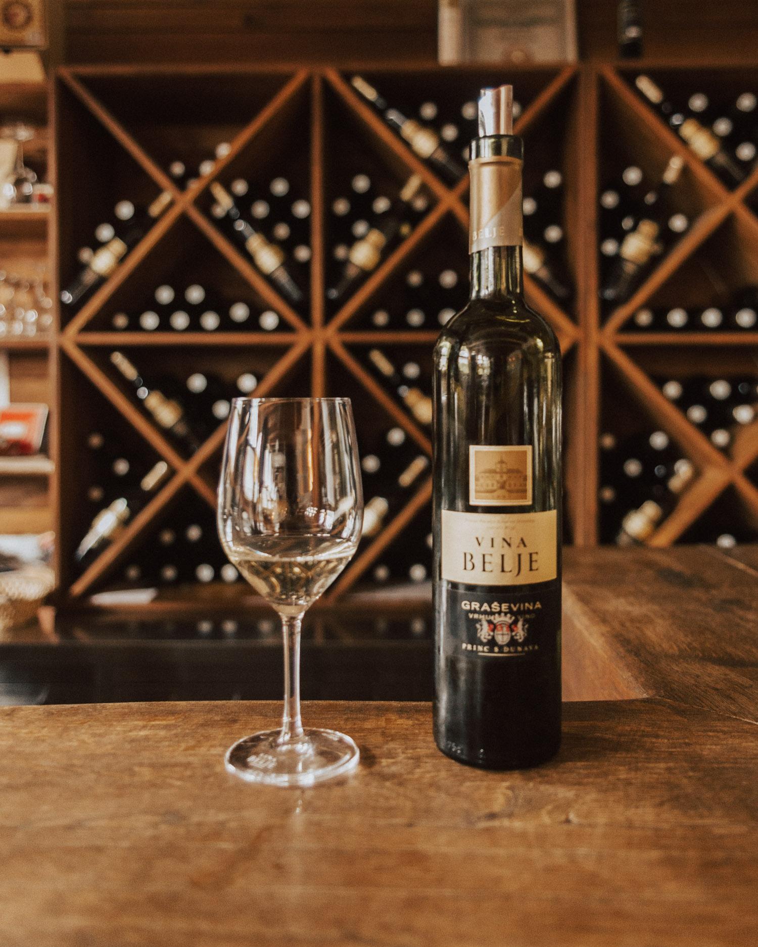 Vina Belje Croatian Wine