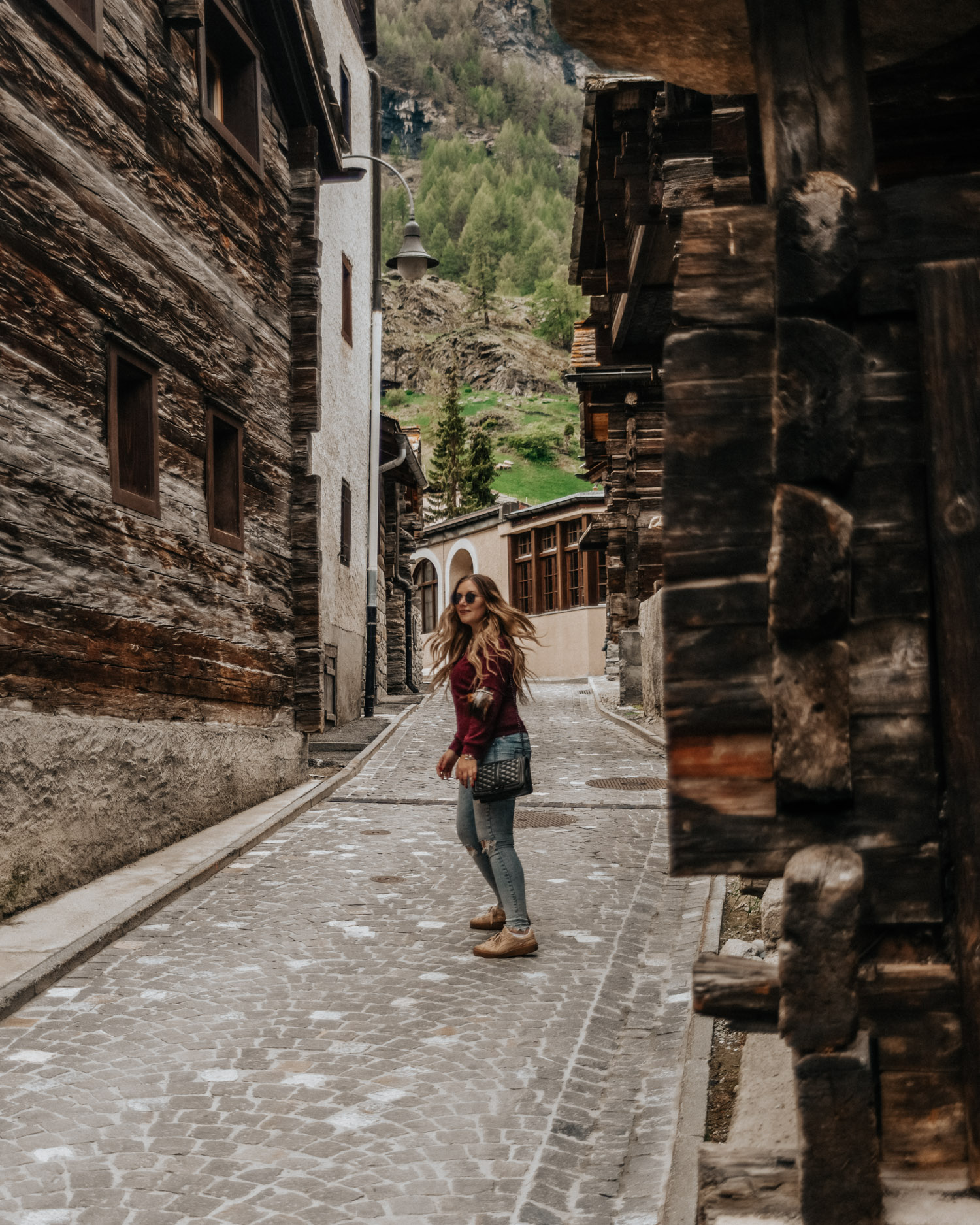 Things to do in Zermatt -Stroll through the old town
