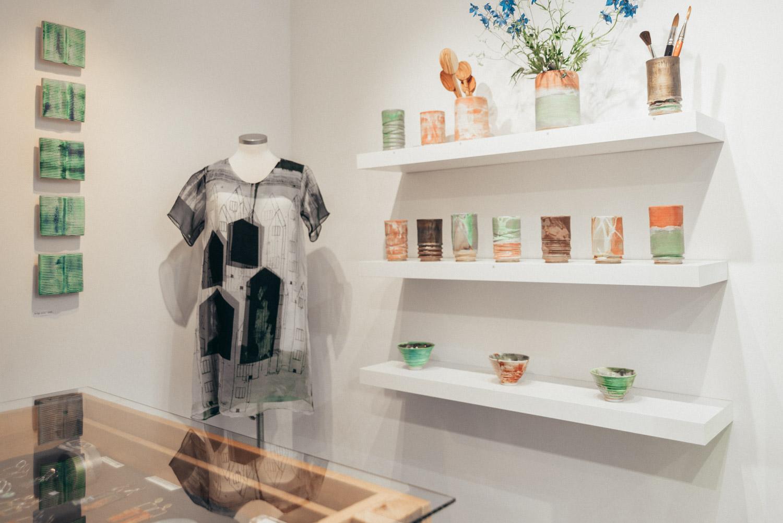 Waller & Wood - Painted Clothing & Ceramics