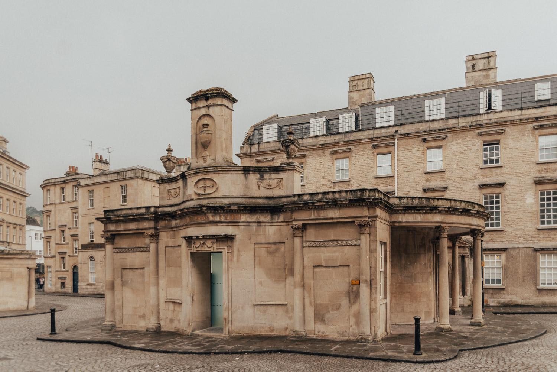 Private Hire: The Cross Bath, Thermae Bath Spa