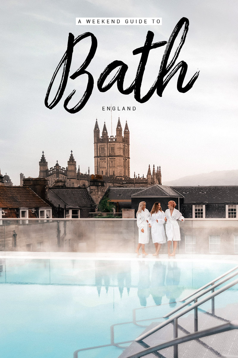 A Weekend in Bath, England |Travel Guide