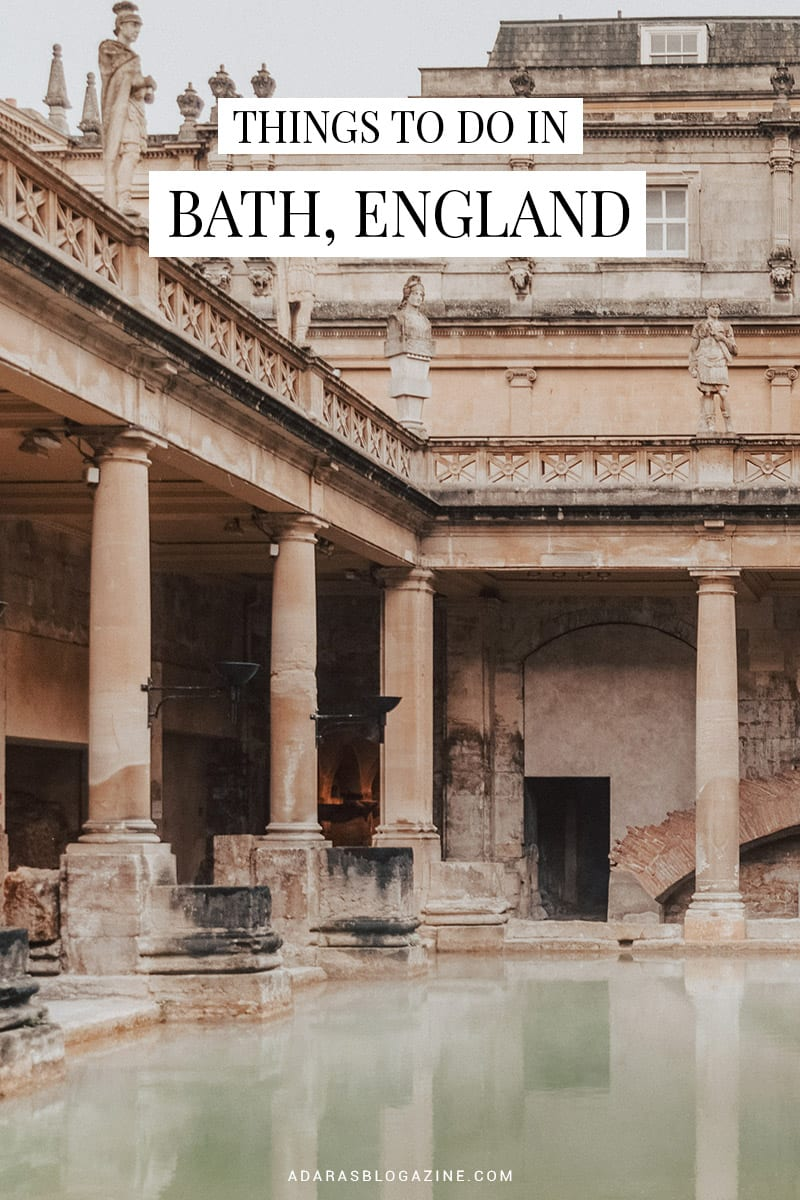 Things to Do in Bath, England