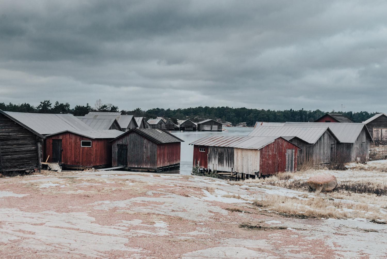 Saker att göra på Åland: Besök Käringsund