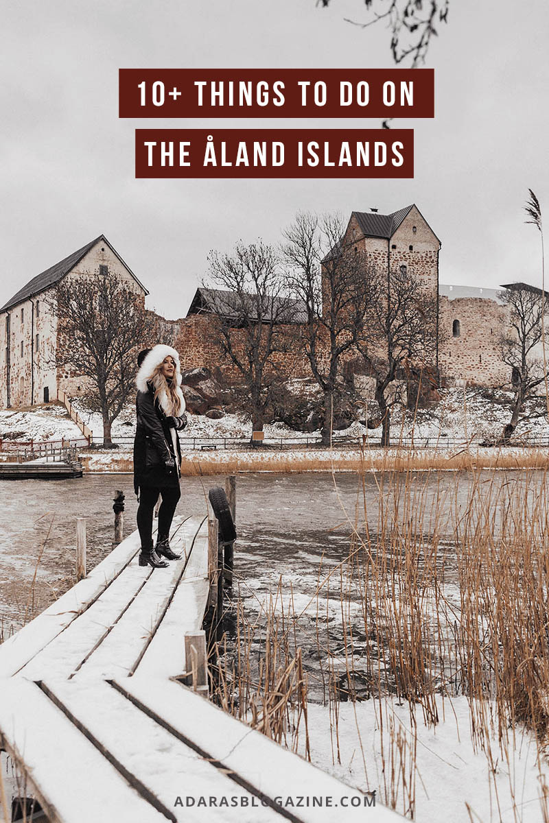 10+ Things to Do in The Åland Islands, Finland