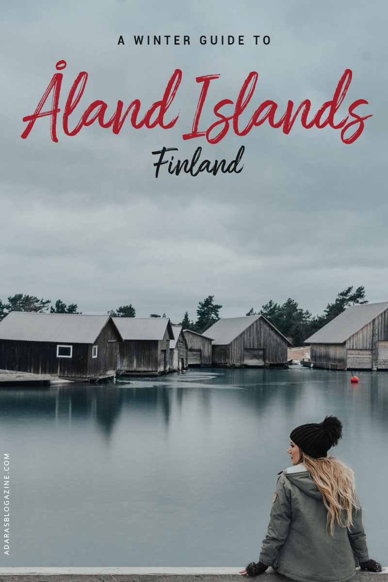Reasons to Visit the Åland Islands in Winter