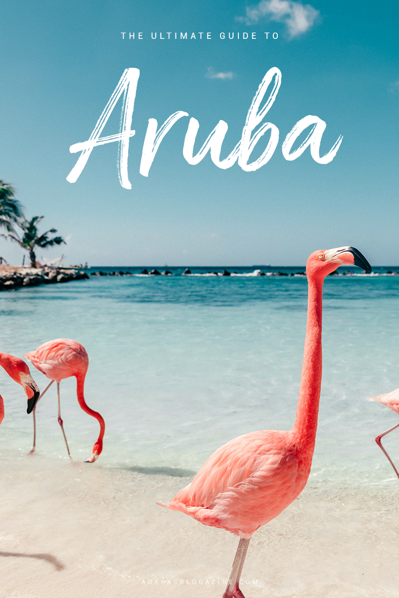 The Ultimate Aruba Travel Guide - Things to do & see