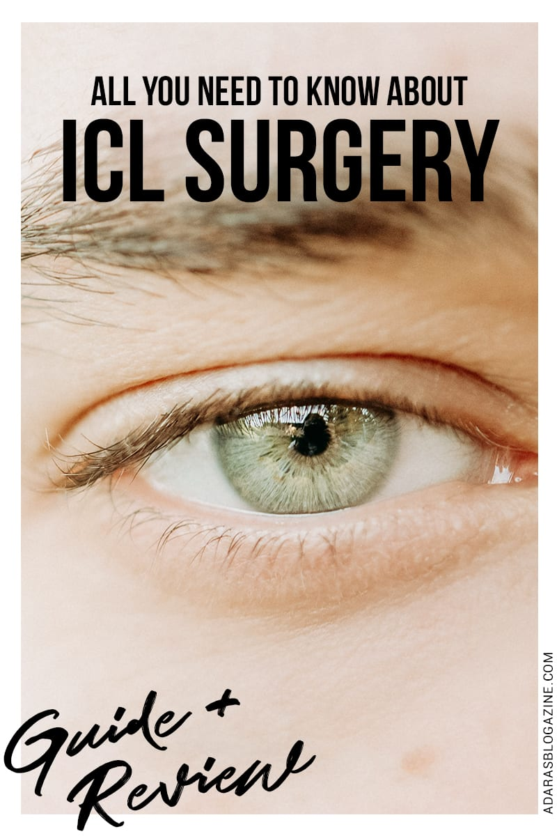 All You Need to Know About ICL Surgery