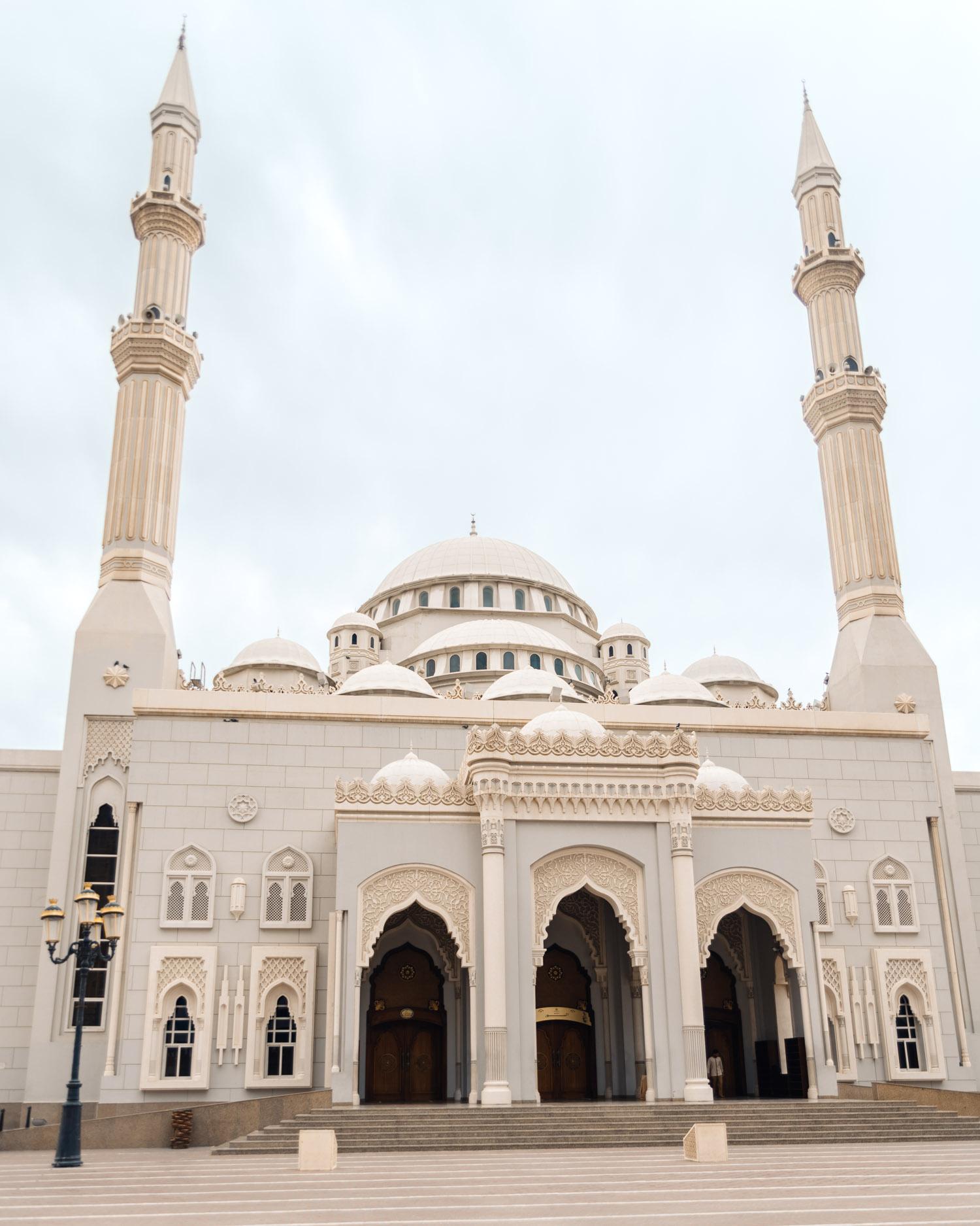 Al Noor Mosque - Things to See in Sharjah, UAE