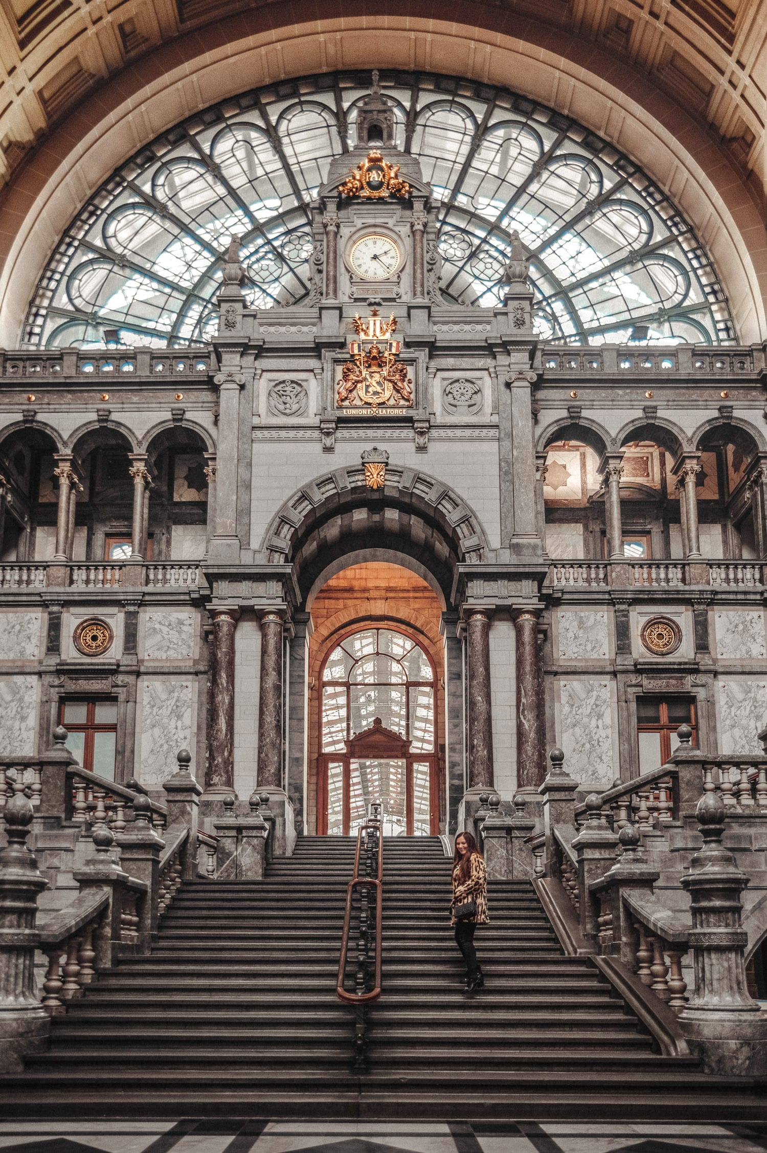 Antwerpen-Centraal Railway Station | Things to Do in Antwerp, Belgium