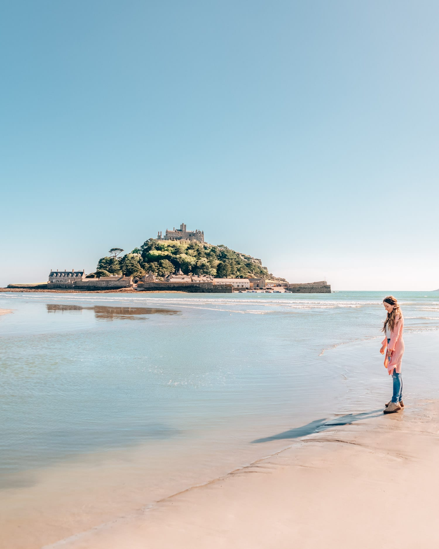 St. Michael's Mount, Cornwall, England, UK | Cornish Castles