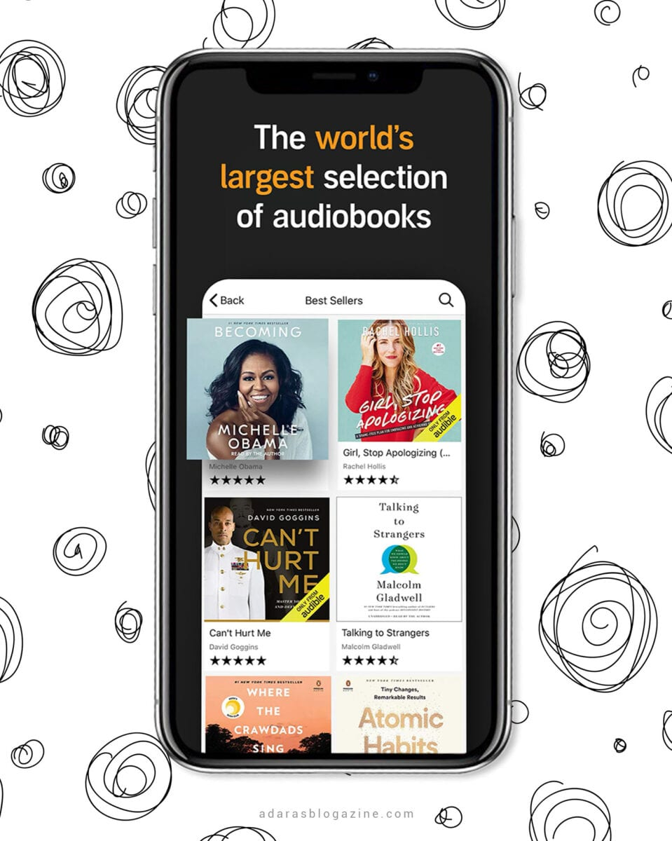 Audible: The World's Largest Audiobook Selection