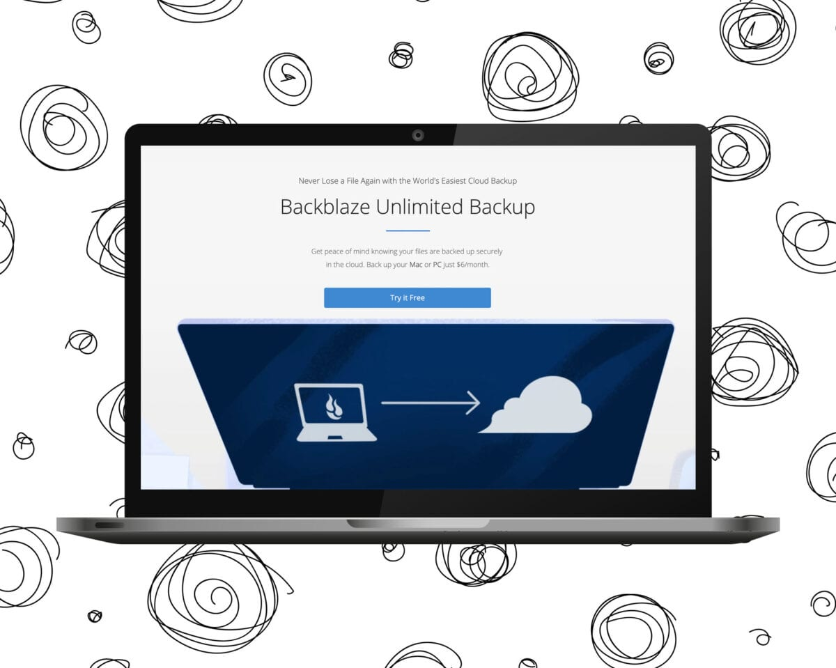 Backblaze - Online Backup Solution