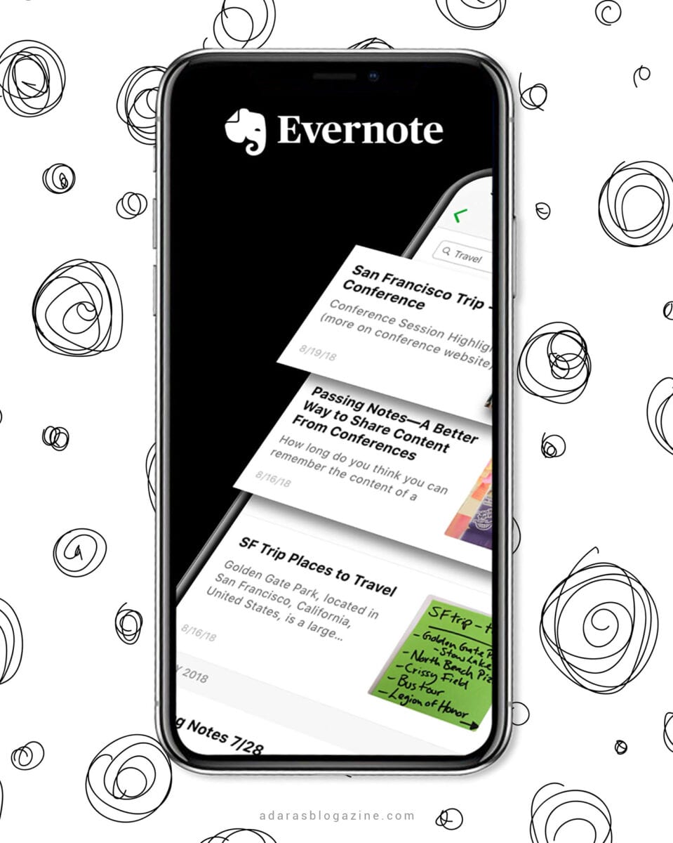 Evernote - Best Note Taking App for Productivity
