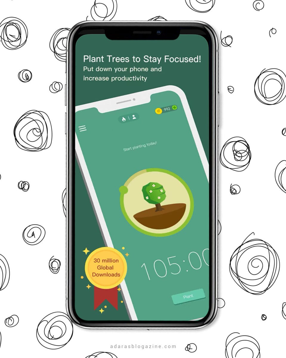 Forest - Stay Focused & Plant Trees | Productivity App