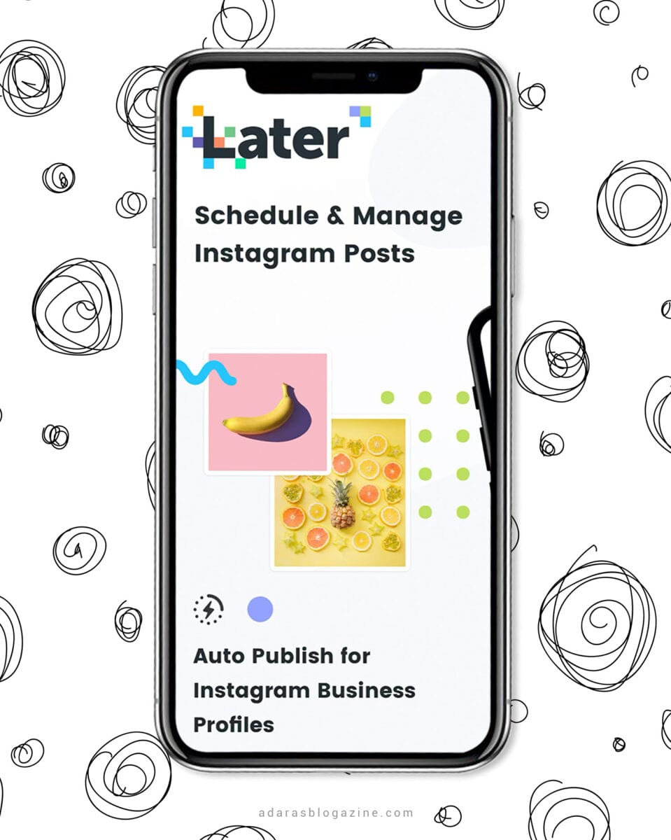 Later: Instagram Scheduler & Social Media Platform